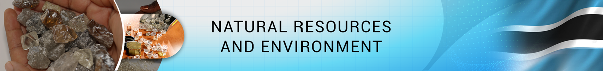 Natural Resources and Environment